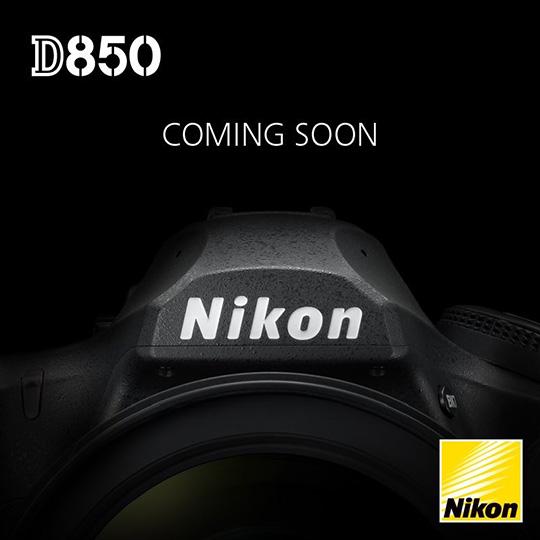 nikon d850 dslr camera coming soon 1