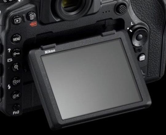 nikon d850 camera tiltable lcd touchscreen