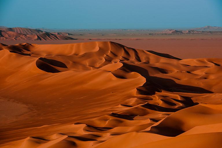 Empty Quarter, Oman, riesige Wüste