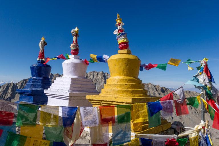 Stupas, Fotoreise, Ladakh