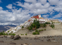 Fotoreise Ladakh, Kloster Tikse