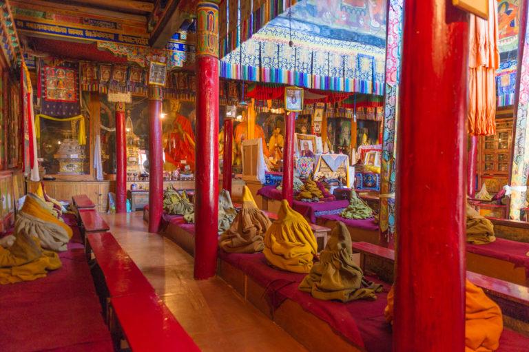 Fotoreise Ladakh, Kloster Likir
