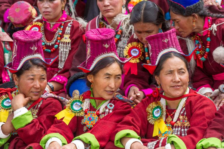 Fotoreise Ladakh, Festival im Herbst