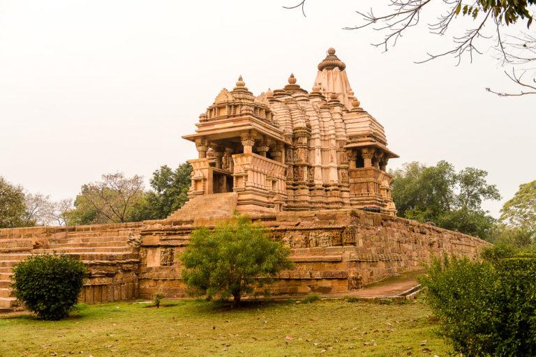 Fotoreise, Tigersafari, Kajuraho-Tempel, Indien