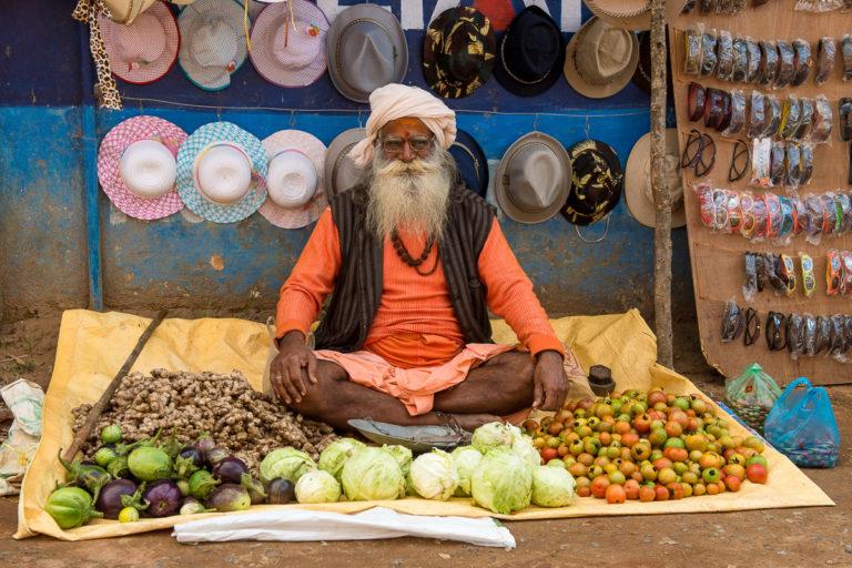 Fotoreise Bengaltiger, Indien Markt