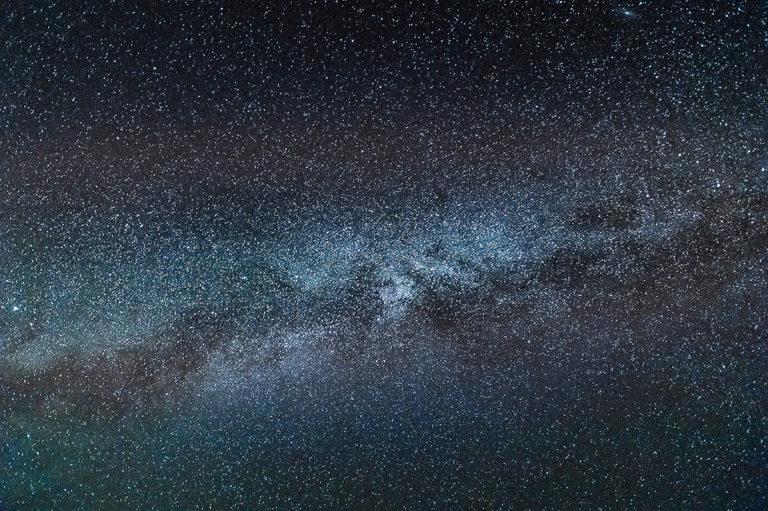 Millionen Sterne am Himmel, über Oman