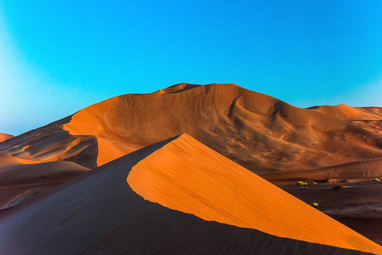 Oman, Sanddünen, die grösste Wüste, der Erde