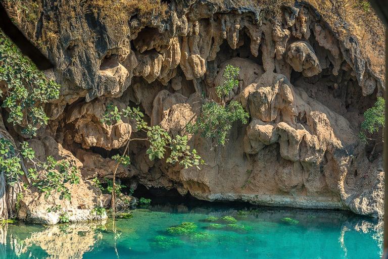 Oman, Sinkhole, Quelle