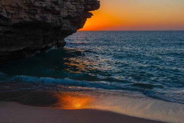 Oman, bei den grünen Schildkröten, Fotoreise