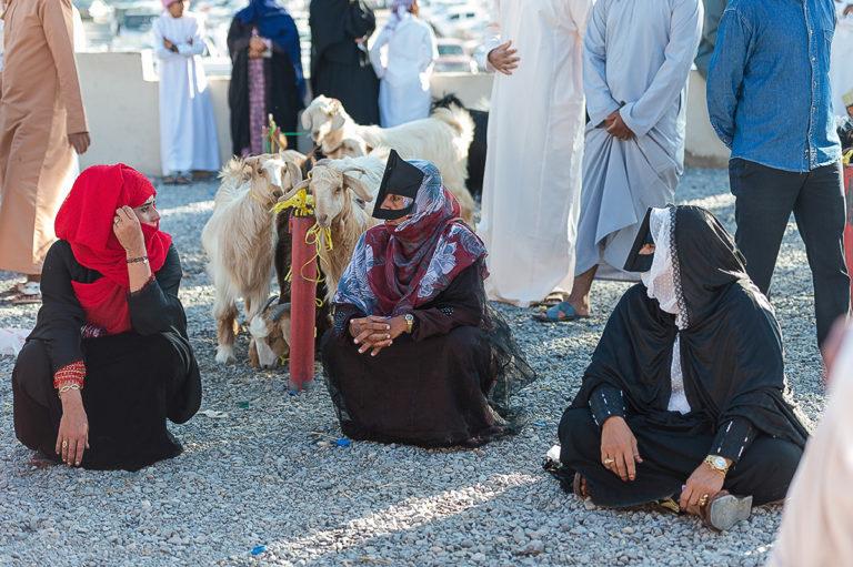 Oman Nizwa Market