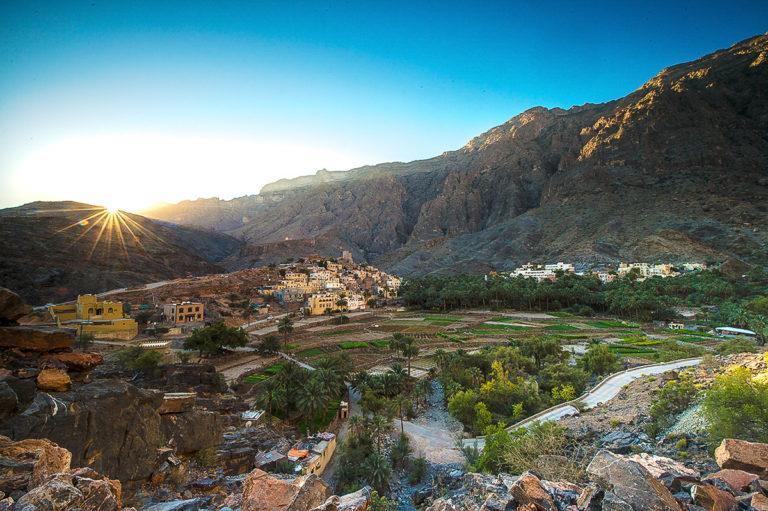 Im Hadjar-Gebirge, Oman, Fotoreise