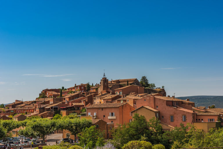 Provence roussillion