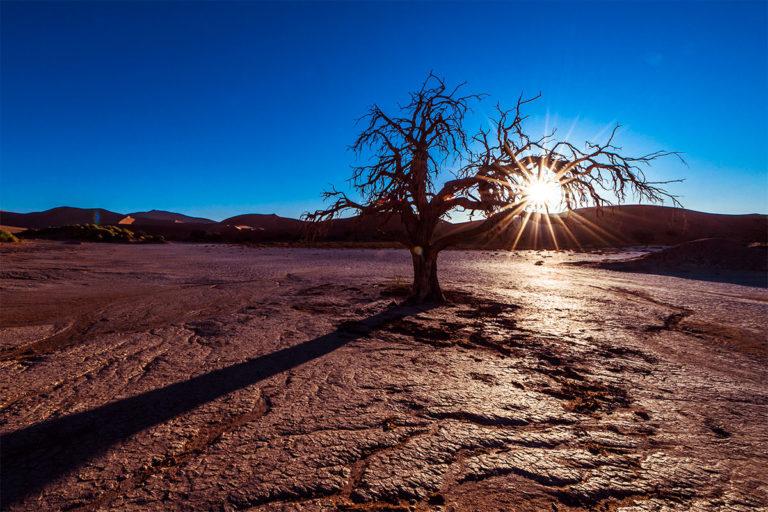 sonnenaufgang sossusvlei namibia