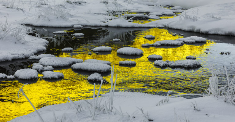 golden water engadin