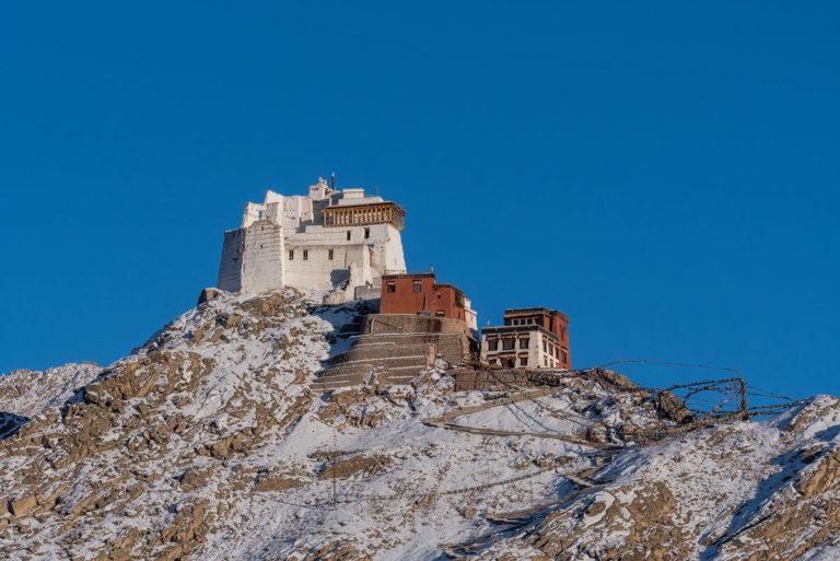 kloster in Leh, Ladakh