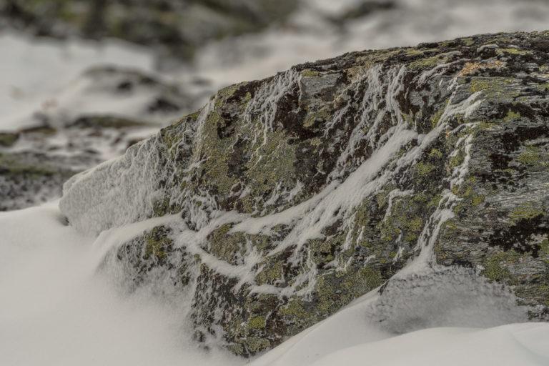 Eisige Temperaturen und heftige Winde auf der Fotoreise