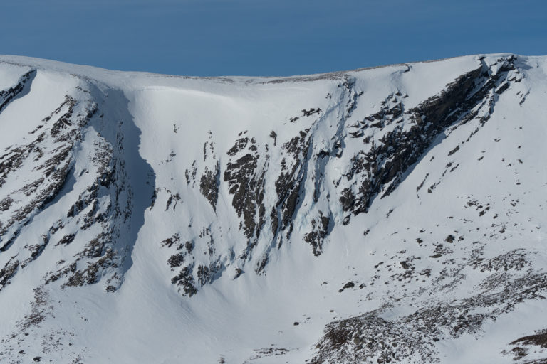 Winterlandschaft auf der Fotoreise im Dovrefjell