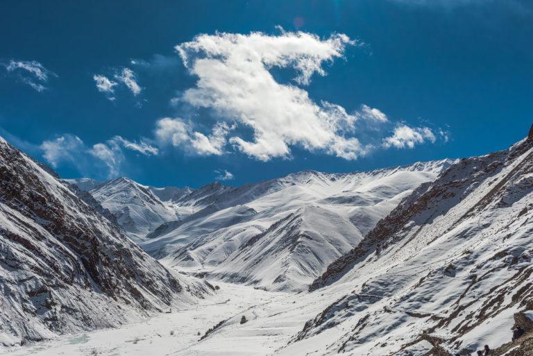 Fotoreise Schneeleoparden Ladakh, Rumbak Valley