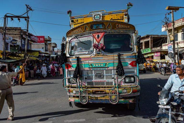 Transport in Indien, Rajasthan