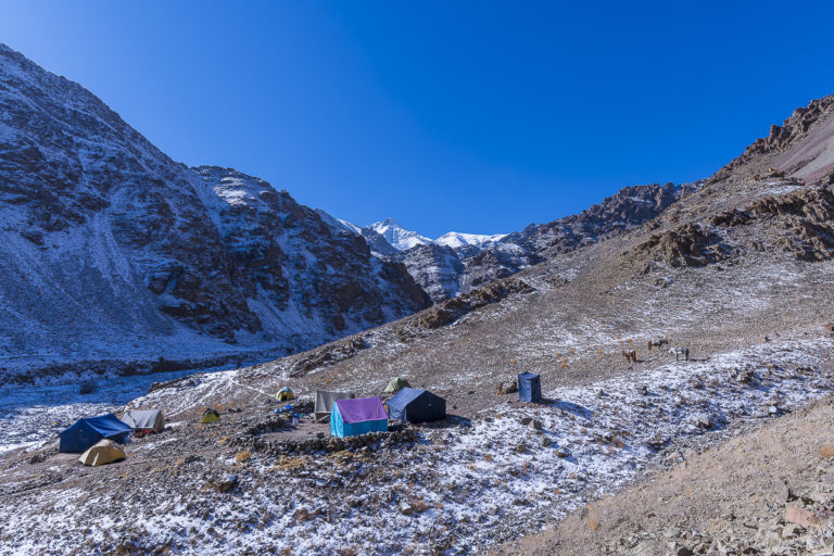 Stok Valley, Home of Snow Leopards, Ladakh