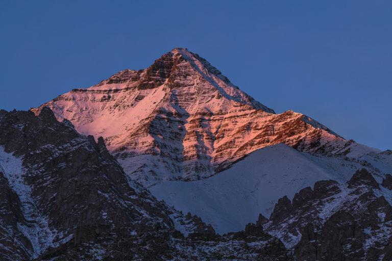 Stok Kangri, Ladakh, Fotoreise zu den Schneeleoparden