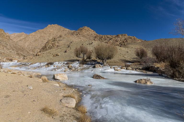 Gefrorener Fluss Ladakh