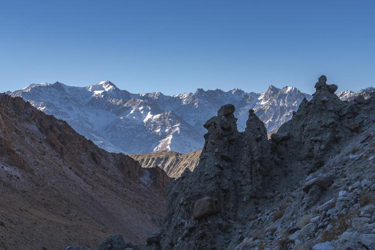 Himalaya Range, Ullay
