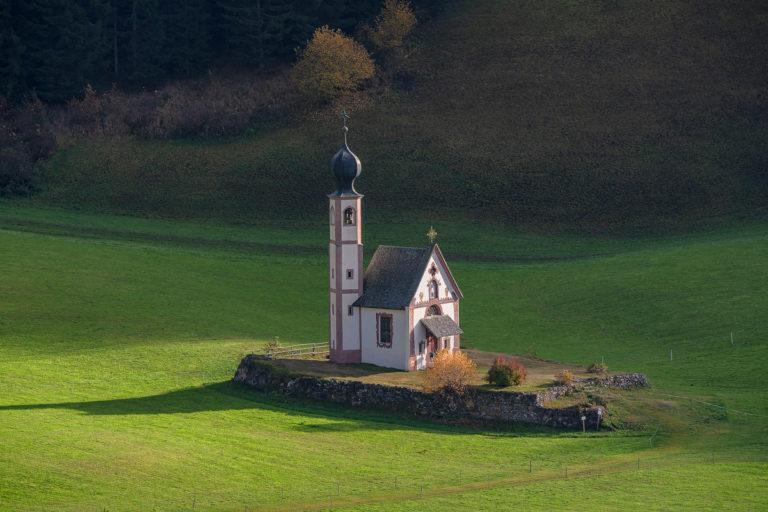 Dolomiten Kapelle St. Johann