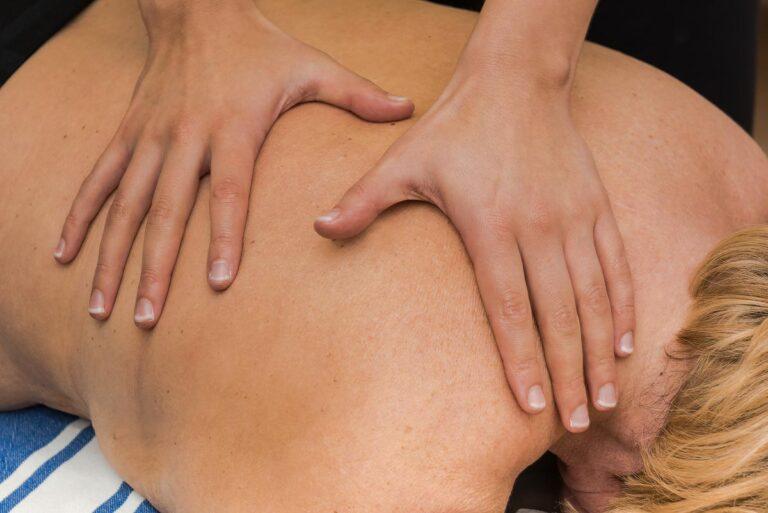 physiotherapie massage