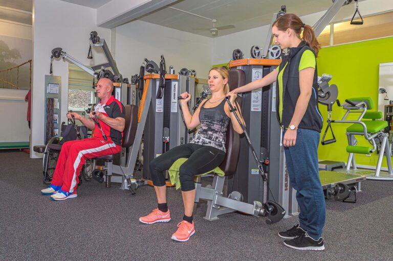 physiotherapie gymnastik