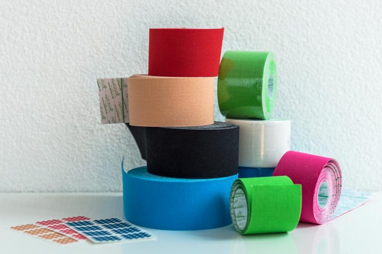 physiotherapie tapes