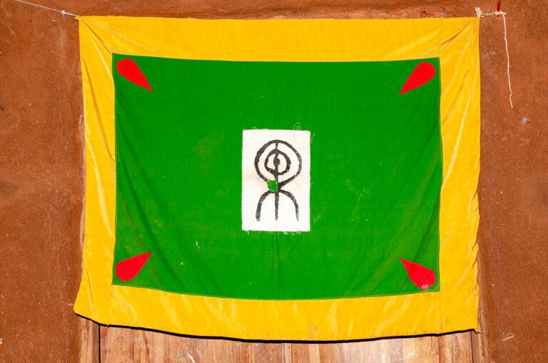 veddah symbol flag