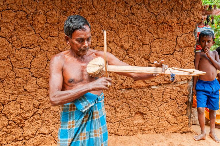 vedda father musician