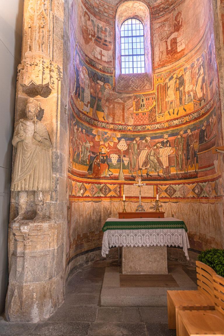 val müstair kloster st. johann