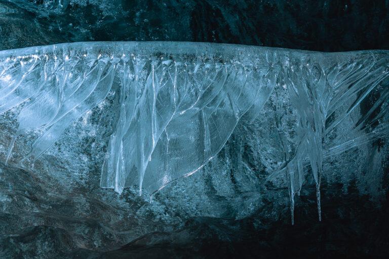 morteratschgletscher Eisfahnen